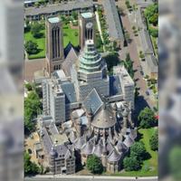 Thumbnail belangrijke europese prijs voor restauratie koepelkathedraal haarlem