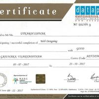 Thumbnail data pro certificate