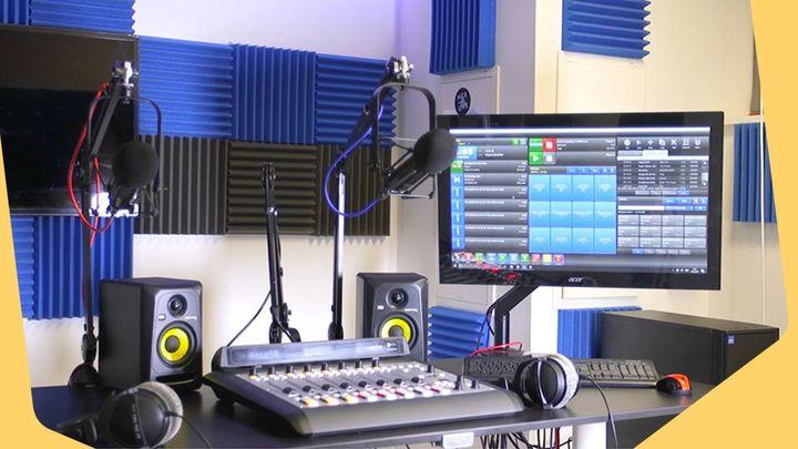 Normal radio studio