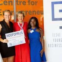 Thumbnail laura besseling wint young lady business academy 4.0