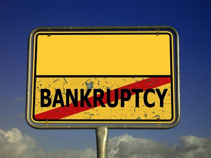 Normal aantal faillissementen nagenoeg onveranderd