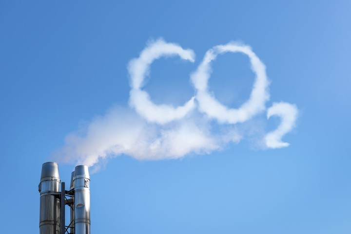 Normal co2