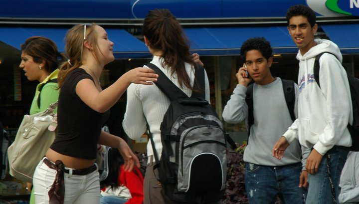 Normal diversity of youth in oslo norway
