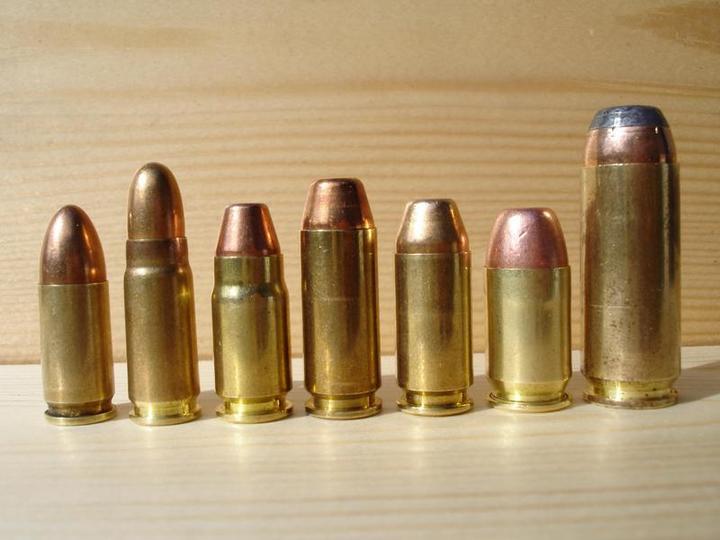 Normal 9mm 7 62mm 357sig 10mm 45sw 45gap 50ae 002
