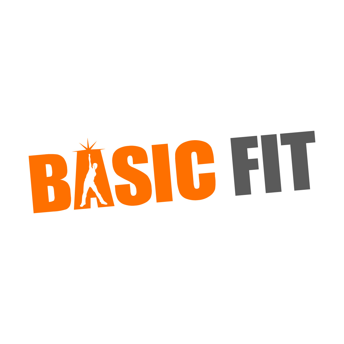Basic fit logo squared