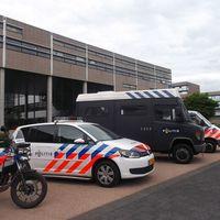 Thumbnail politievoertuigen amsterdam
