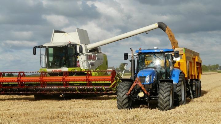 Normal landbouw