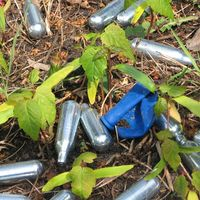 Thumbnail nitrous oxide whippits used recreationally as a drug by dutch youngsters near a school  utrecht  2017   2
