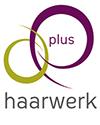 Logo haarwerk plus heerenveen 125