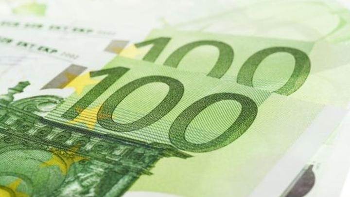 Normal geld 100 euro