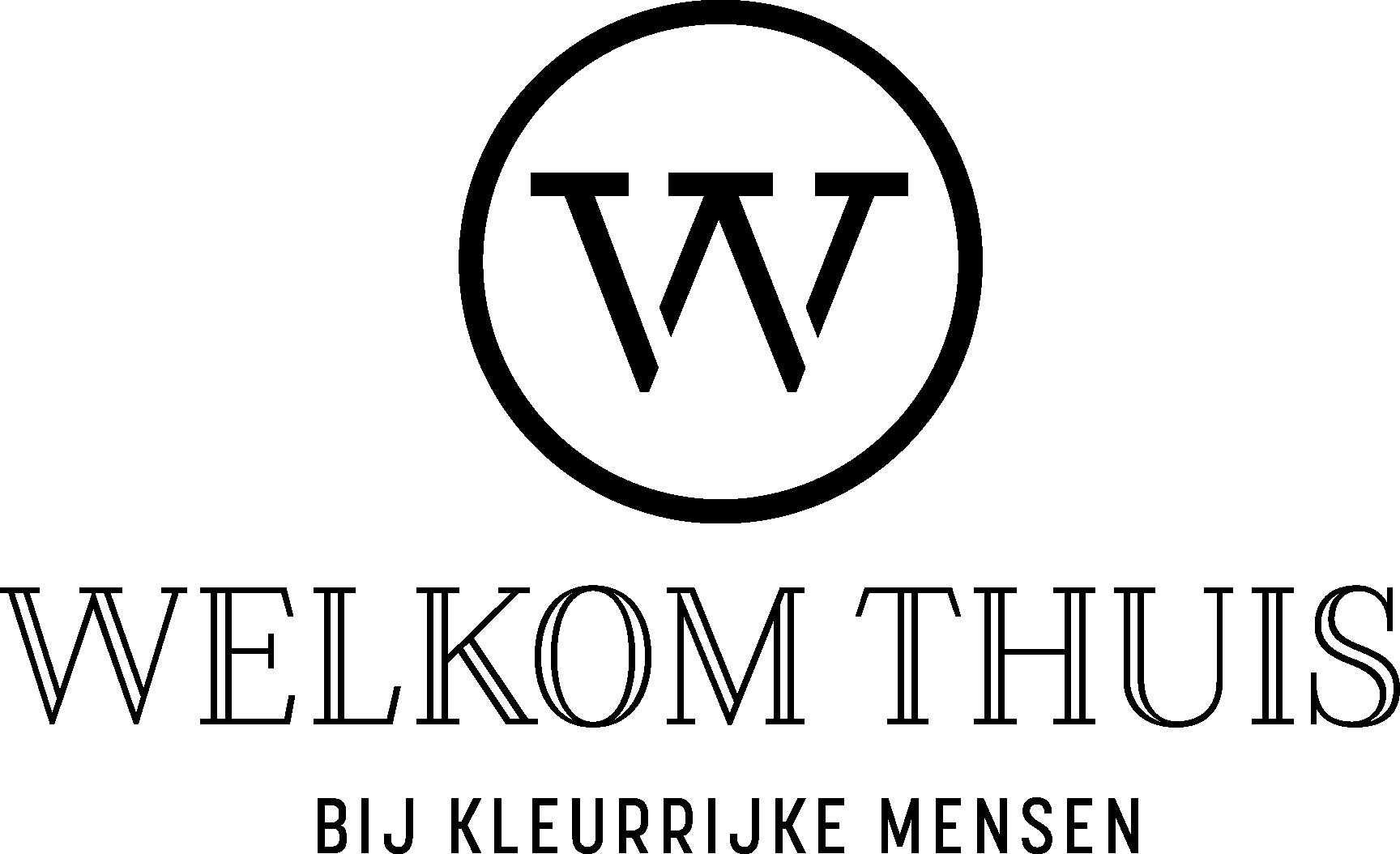 Welkom thuis logo
