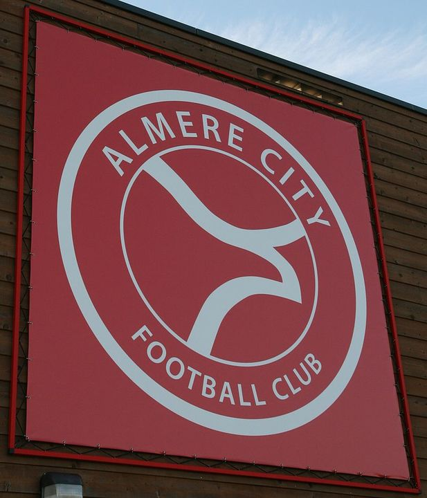 Normal almere city fc logo