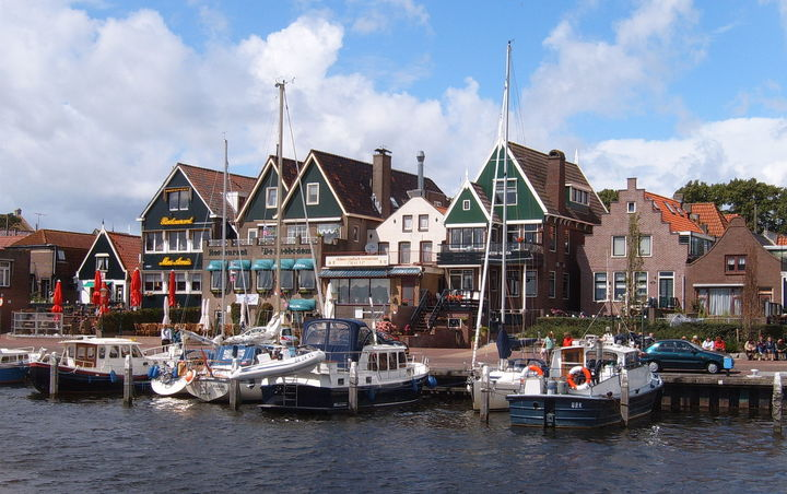 Normal urk harbor
