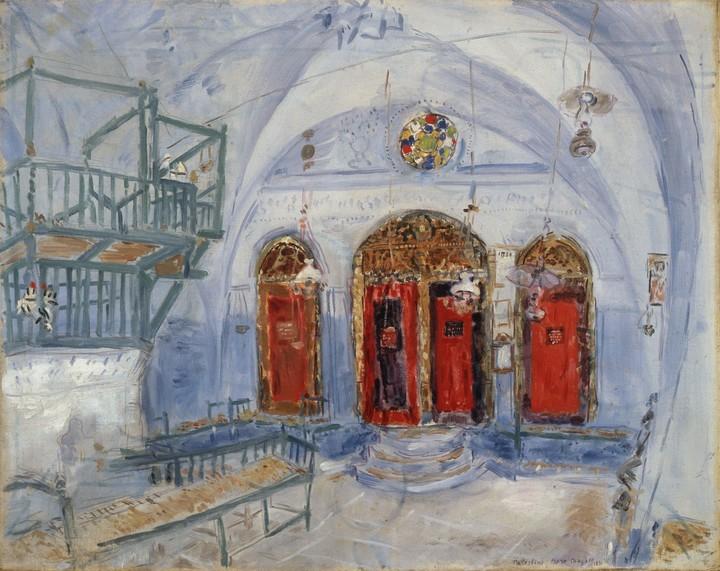 Normal synagoge