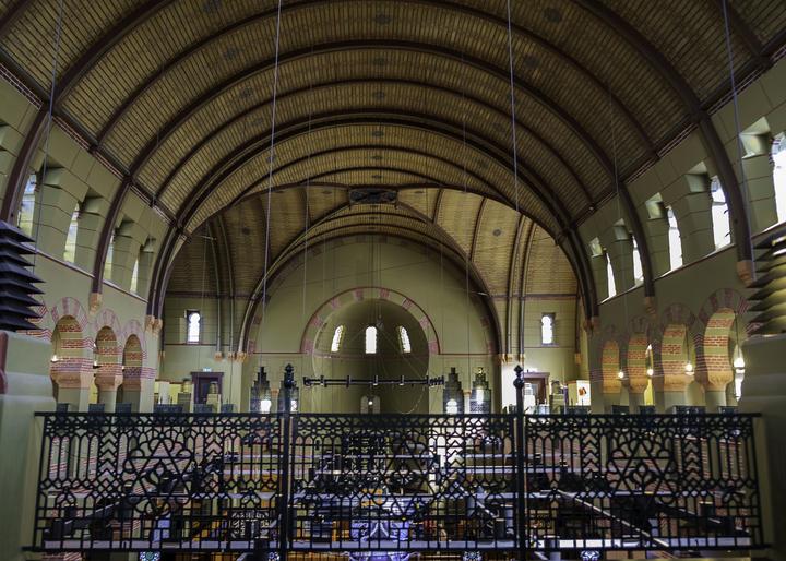 Normal synagoge groningen   interieur  2