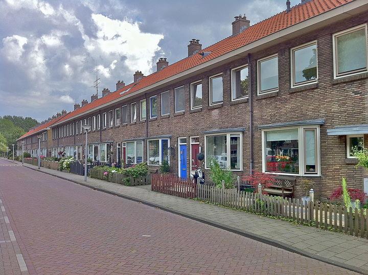 Normal woningen van stadgenoot
