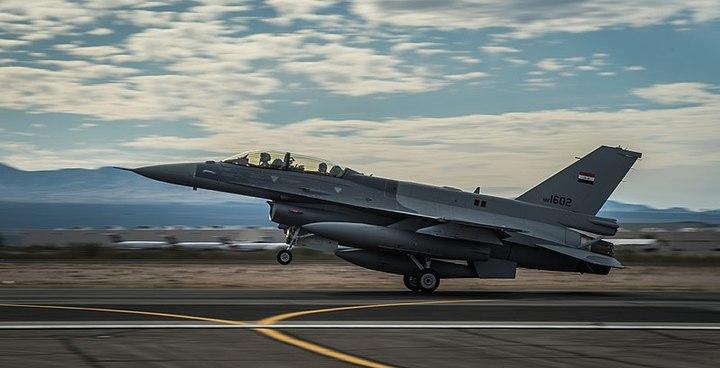 Normal irak f 16