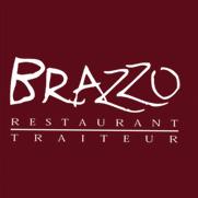 Restaurant brazzo logo