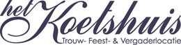 Logo koetshuis blauw
