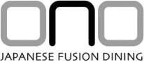 Ono restaurant logo transparant klein