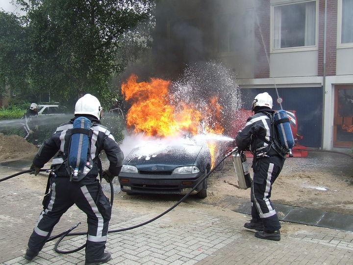 Normal autobrand
