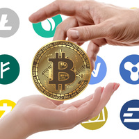 Thumbnail cryptocurrency logos