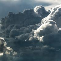 Thumbnail grey white clouds 158163