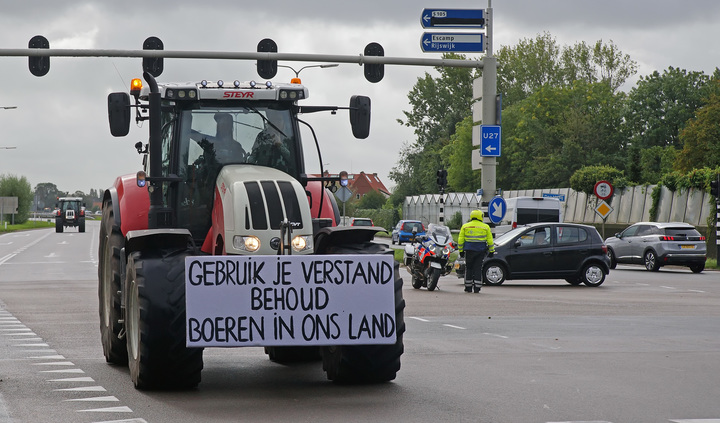Normal boerenprotest
