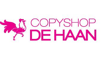 Logo copyshop drukkerij