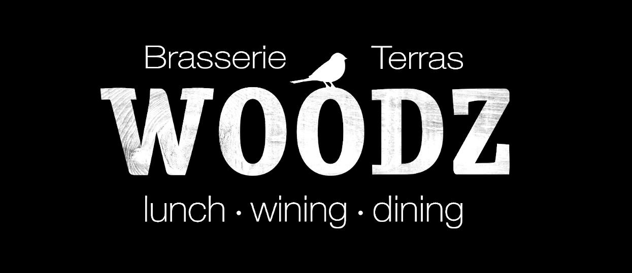 Logo brasserie woodz transparant schaduw