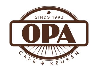 Logo eetcafe opa