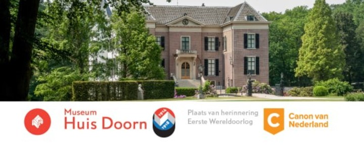 Normal huis doorn