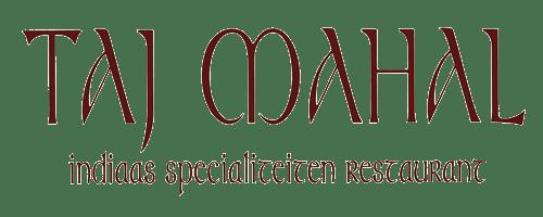 Tajmahal logo bruinrood