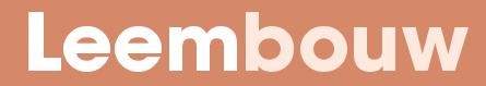 Leembouw logo