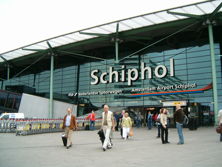 Normal schiphol plaza ns