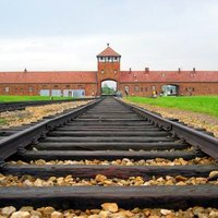 Thumbnail auschwitz birkenau main track