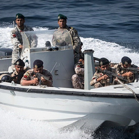 Thumbnail iraanse marine