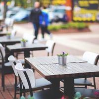 Thumbnail city restaurant lunch outside