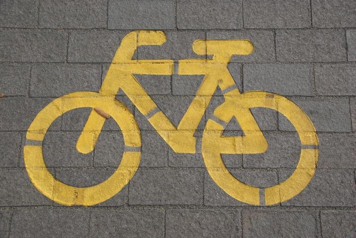 Normal fiets