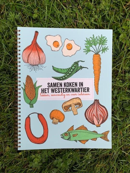 Normal kookboek samen koken in het westerkwartier