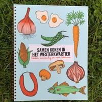 Thumbnail kookboek samen koken in het westerkwartier