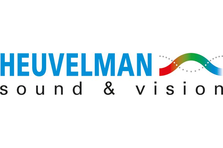 Heuvelman sound en vision logo