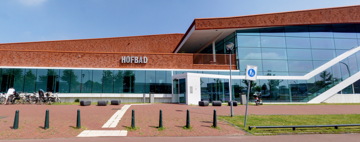 Normal hofbad