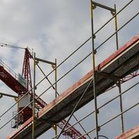 Thumbnail construction scaffold 9155